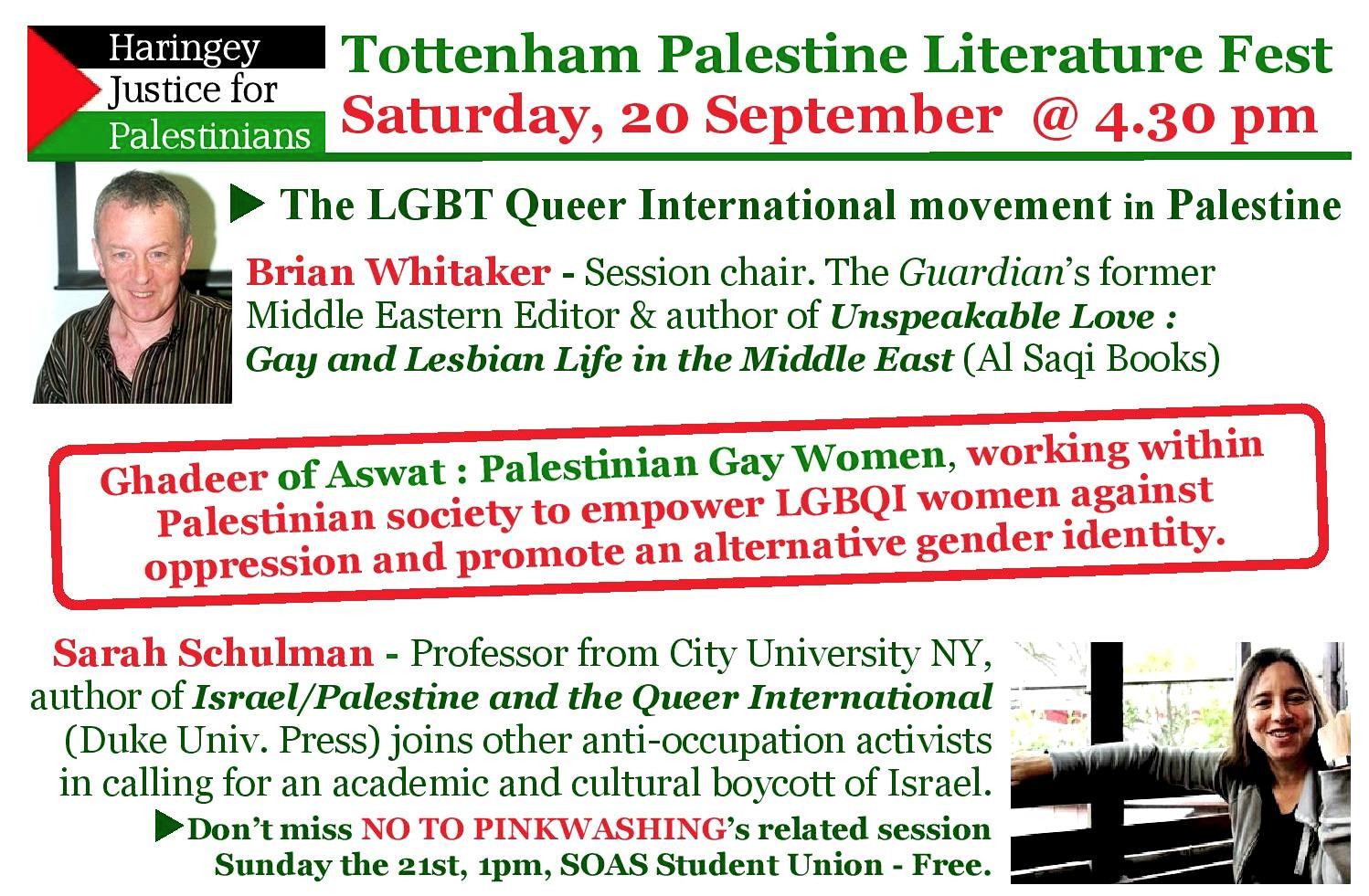 Slider p.10 – LGBT in Palestine (24a, Aug)